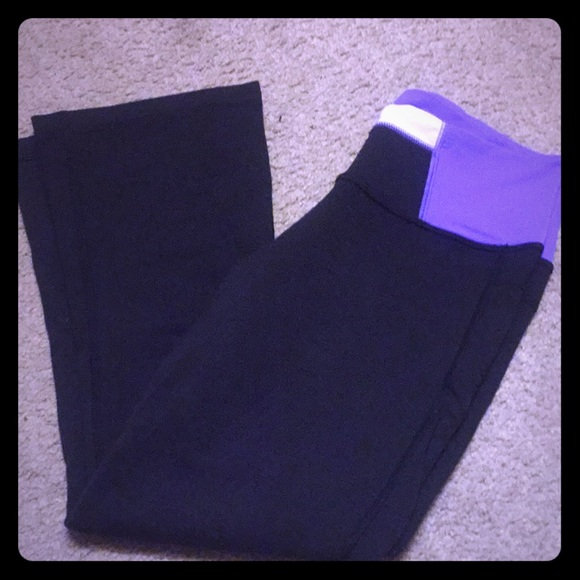 lululemon athletica Pants - BNWOT lululemon sz 4 workout leggings